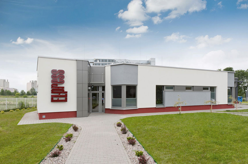 LUBLIN - POLAND - PRODUCTION & OFFICES SITE